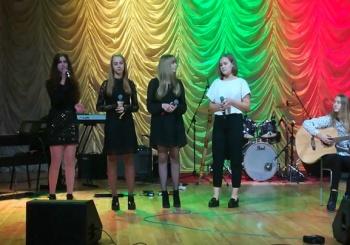 """Patriotinės dainos festivalis – konkursas ,,Myliu tėvynę ir tave"""""""