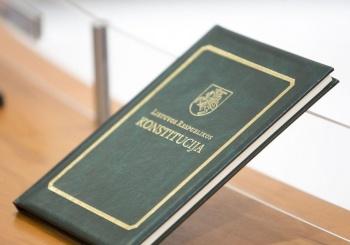 Sveikiname Konstitucijos egzamino nugalėtoją
