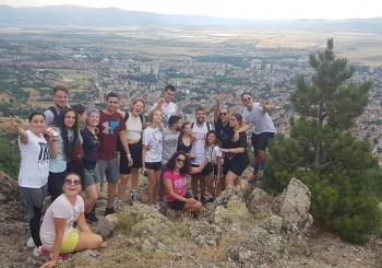 Vizitas Bulgarijoje